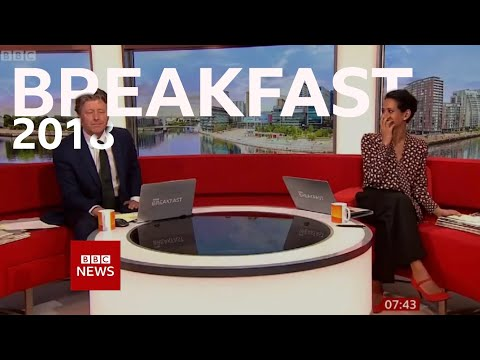 BBC Breakfast | Transparent Intro 2018-