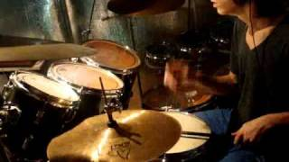 Green Day Boulevard of Broken Dreams (Drum cover by DrumsMakesNoise).