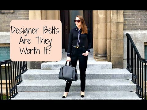 Designer and Luxury Belts: Are They Worth It? Collection | Ferragamo vs. Gucci & Hermes