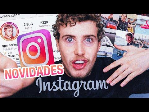 Novidades e dicas do Instagram/Stories que tu n conhece | 2018