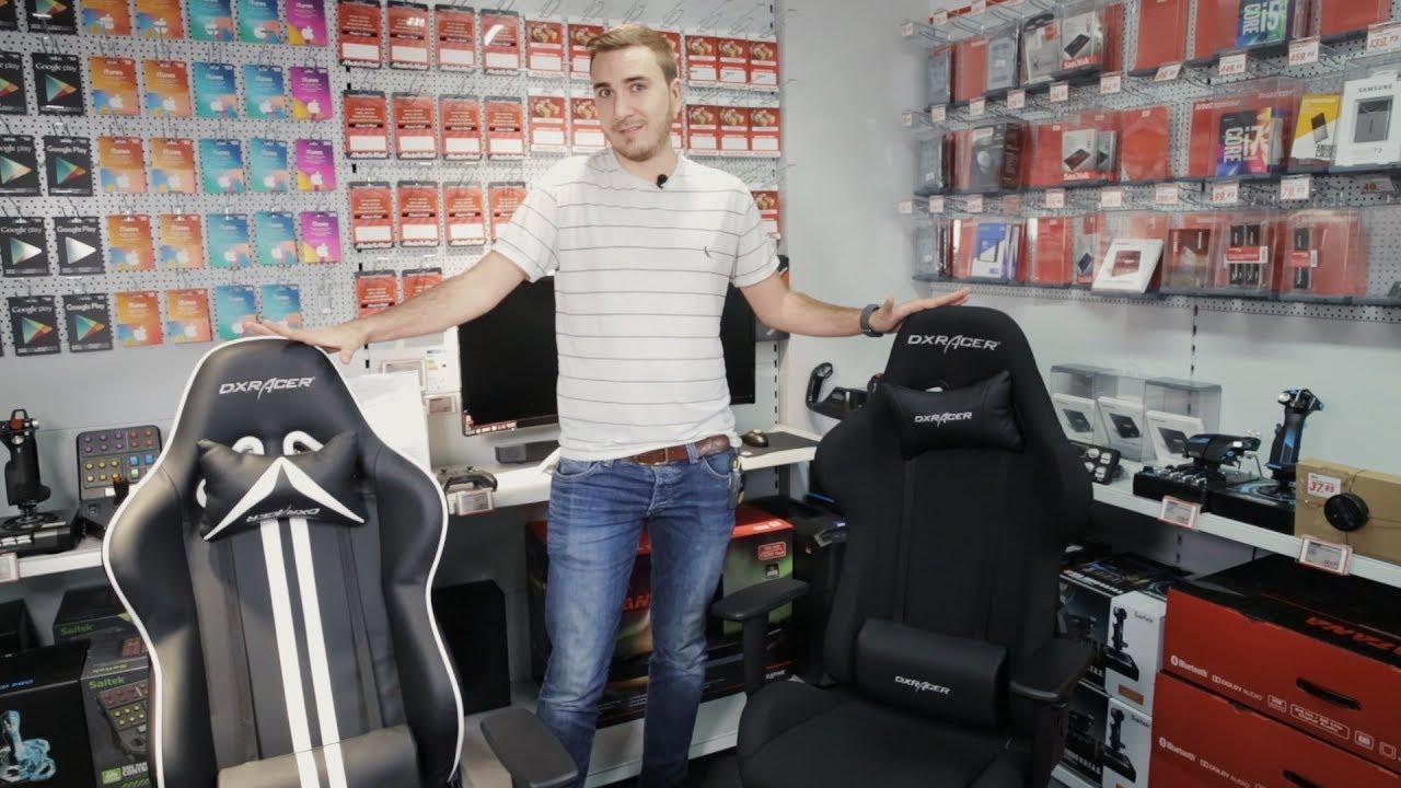 Dxracer Gaming Stühle Im Mediamarkt Bern Markthalle Mediamarkt
