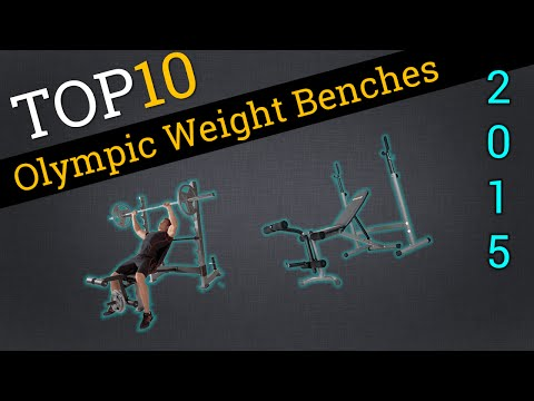 Top 10 Olympic Weight Benches 2015 | The Best Olympic Weight Benches
