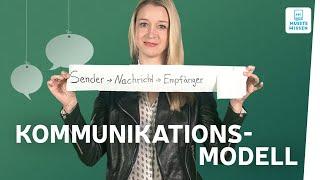 Das Vier-Seiten-Modell I musstewissen Deutsch