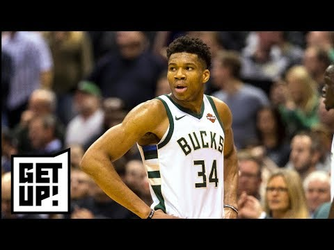Hot Take Factory: Giannis Antetokounmpo best young star to build title team around | Get Up! | ESPN