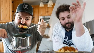 Dad vs Mom Cooking