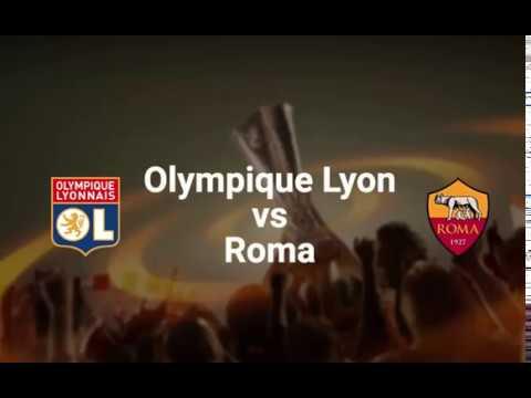 Roma Vs Lyon Live Stream (europa League) 9-3-2017