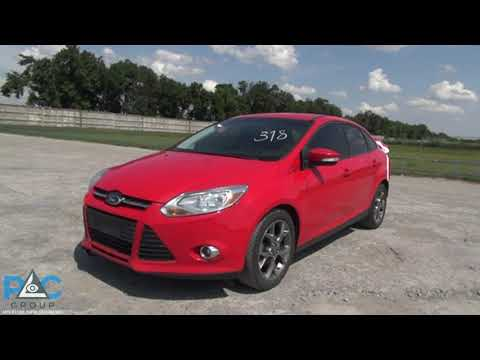Авто из США - Ford Focus 3 2013 2.0 бензин Автомат