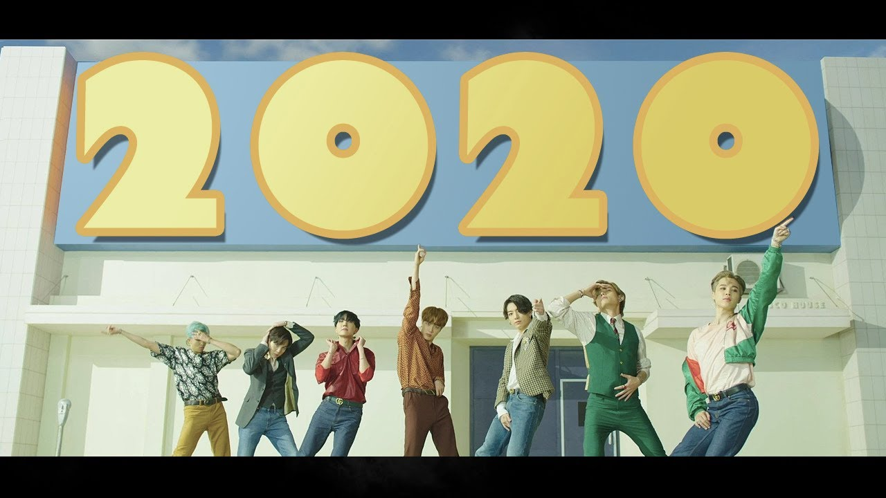 How 2020 Became the Year of BTS!