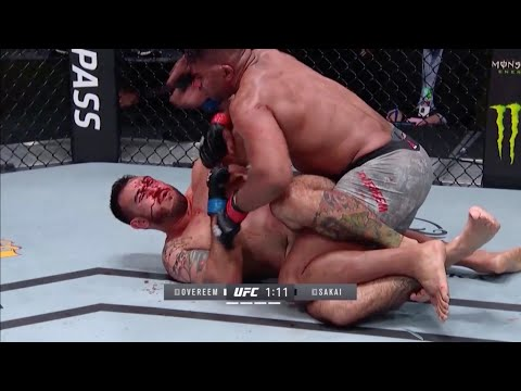 UFC Vegas 9: Overeem vs Sakai – Highlights / Оверим vs. Сакаи: Хайлайты