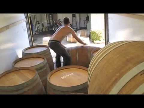 Wine Barrels for Sale! -Brian's Barrels Marketing Video 2010.
