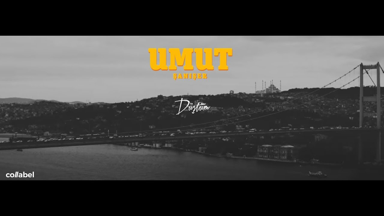 Şanışer - Vatanım Issız (Official Lyric Video)