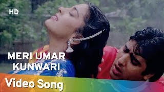 Meri Umar Kunwari HD Shandar 1990 Juhi Chawla Sumeet Saigal Hindi Romantic Song