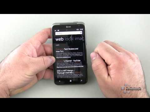 HTC Titan Overview