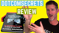 dotcom secrets book review 2018- dotcom secrets review -  Russell Brunson Clickfunnels review