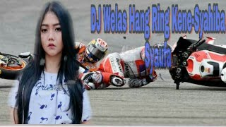 Gambar cover DJ Remix Slow Full Bass — Welas Hang Ring Kene-syahiba saufa