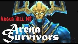 Arena Survivors: Argus [HC]