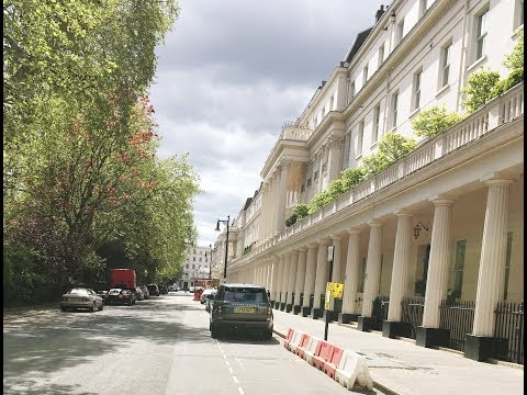 A Walk From Victoria London To Eaton Square