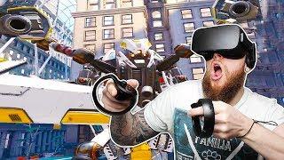 AMAZING BOSS BATTLE! Robo Recall | (Oculus Rift VR + Touch Gameplay) #3