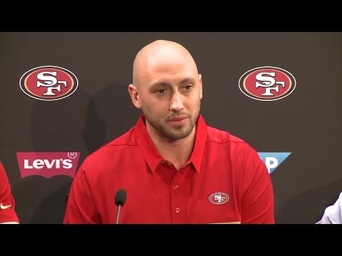 hoyer-'flattered'-to-be-with-49ers