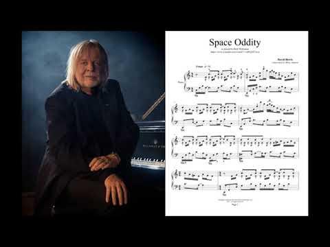 Space Oddity (Rick Wakeman version) - David Bowie