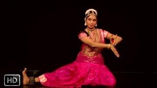 Bharatanatyam dance performance - varnam - kamas - ramya ramnarayan