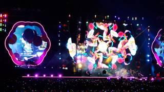 콜드플레이(Coldplay in Korea) - Adventure Of A Lifetime