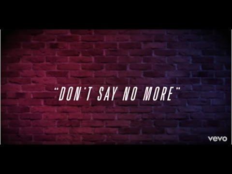 KİDA - DON'T SAY NO MORE