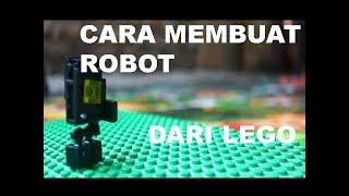 Tutorial Membuat Robot Dengan Lego Dengan Mudah