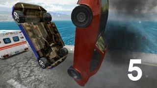 Juego de Autos 65: 7 Maneras Random de chocar en una carretera: Highway Racer
