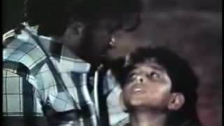 Hrithik (child artist) death scene [Bhagwaan Dada]
