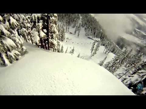 The North Face 2013 Ski & Snowboard Photo Contest Grand Prize Winner: Alpental