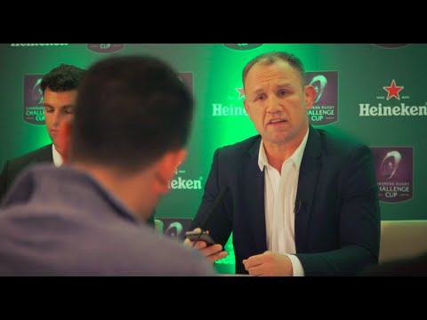 Heineken pranks its rugby fans, featuring infamous rugby legend Neil Back #RunWithIt