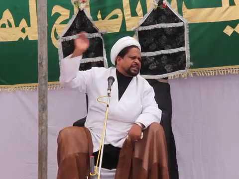 Juloose Aza 25 muharram 1440 Hijri | Khitabat By Maulana Mazahir Hussain sahab part 1 | Bhadi, INDIA