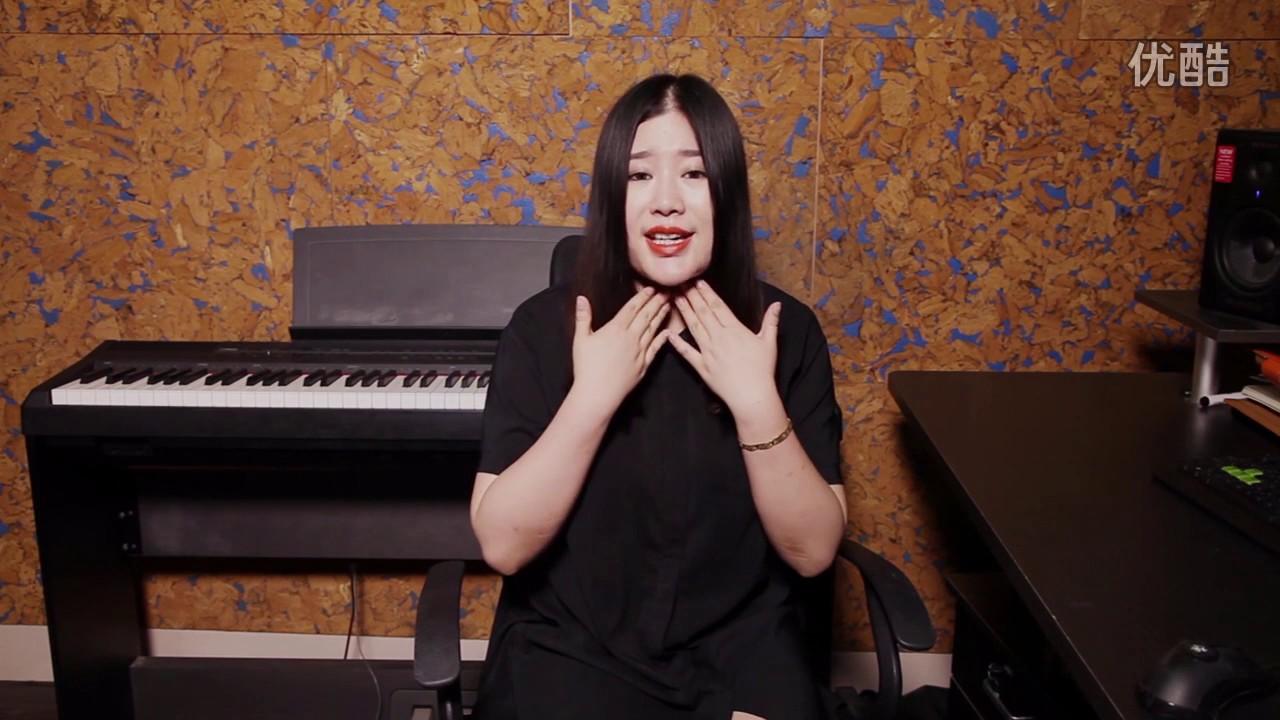 一分鐘教你學唱歌 氣泡音轉發聲 鄧紫棋:《泡沫》 - YouTube