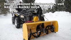 BRP Winter Pro -lumilinko