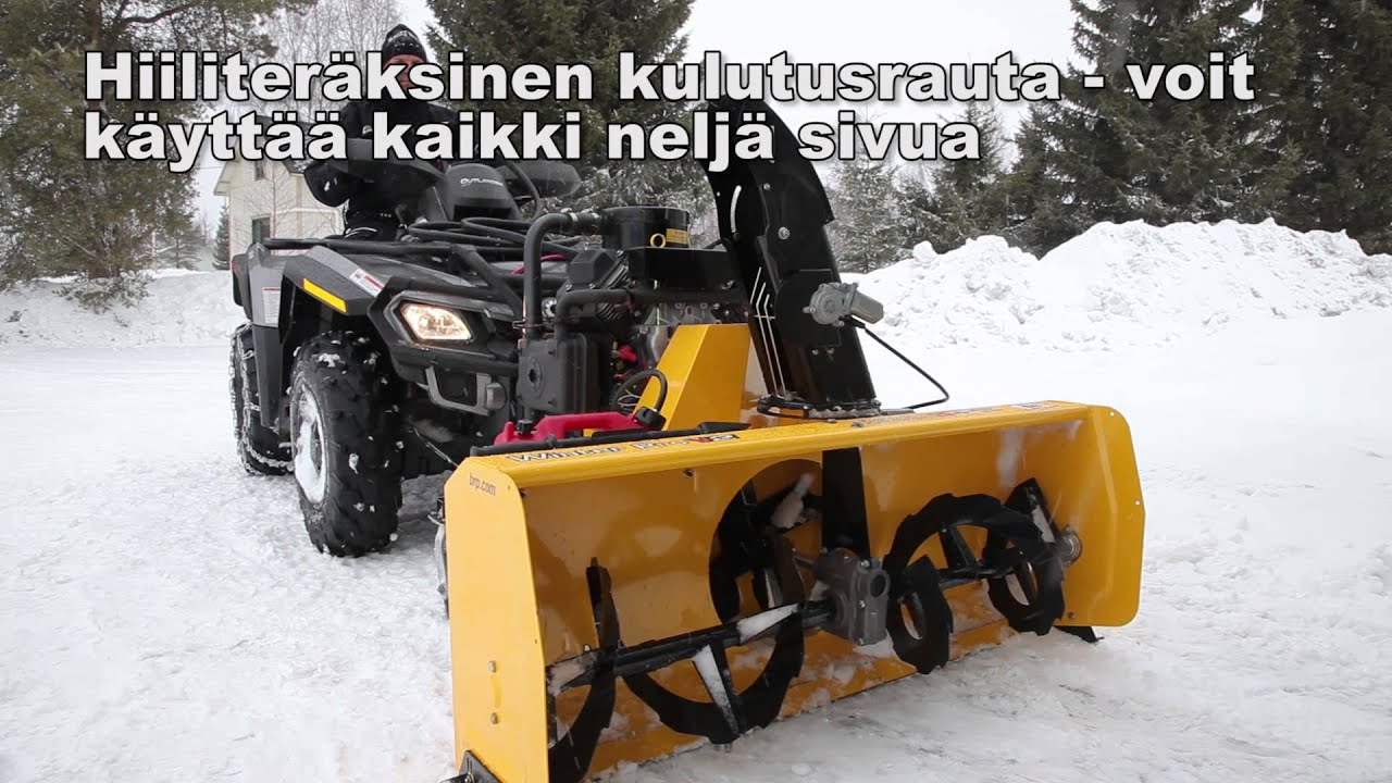 Brp Winter Pro Lumilinko Youtube