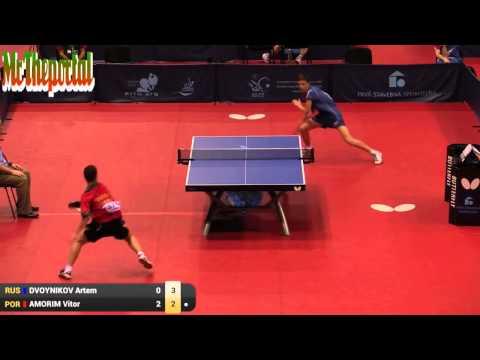 Table Tennis   Best Of EYC 2015   Part 2  table tennis tricks