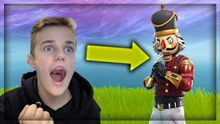 🔴THE SKIN CASSE-NOISETTE !!!? FORTNITE BATTLE ROYALE!! 🔴