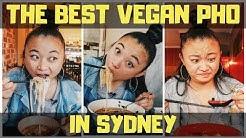 Finding the Best Vegan PHO in Sydney!