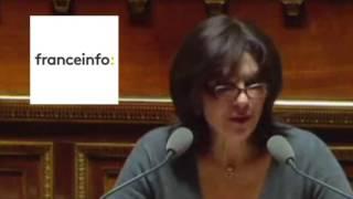 Nathalie Goulet à propos de l'autorisation de sortie de territoire pour les mineurs