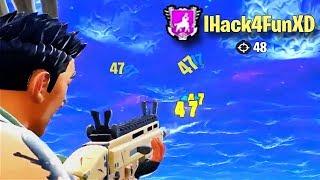 ULTIMATE Fortnite HACKER Compilation! thumbnail
