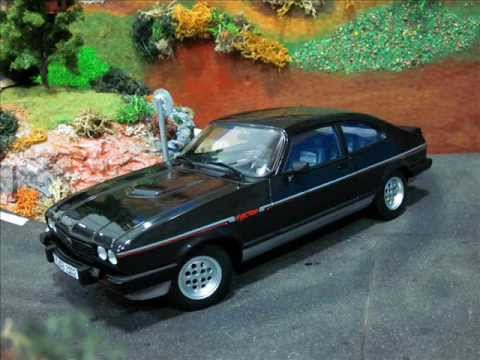 ford capri mkiii norev scale 1 18 youtube. Black Bedroom Furniture Sets. Home Design Ideas