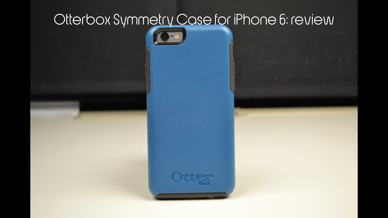 Otterbox Symmetry case for iPhone 6 review - YouTube a1b036ff0eb1