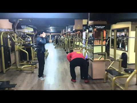 Halil Beqiri Gold Gym Prizren