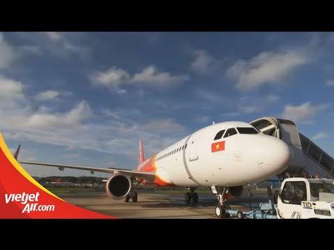 Cận cảnh lắp ráp máy bay Airbus A320 cho Vietjet