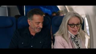 Andy Garcia & Diane Keaton - Book Club Movie Clips - Meeting On A Jet Plane