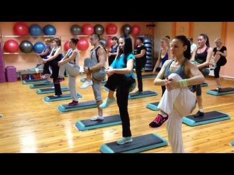 Зумба фитнес: видео уроки для похудения на русском языке
