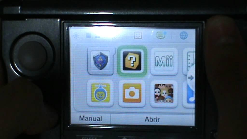 demonstra o nintendo 3ds portugu s youtube rh youtube com Nintendo Wii Nintendo Wii