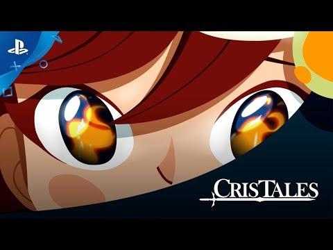 Cris Tales - E3 Announcement Trailer | PS4