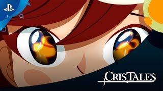 Cris Tales - E3 Announcement Trailer   PS4